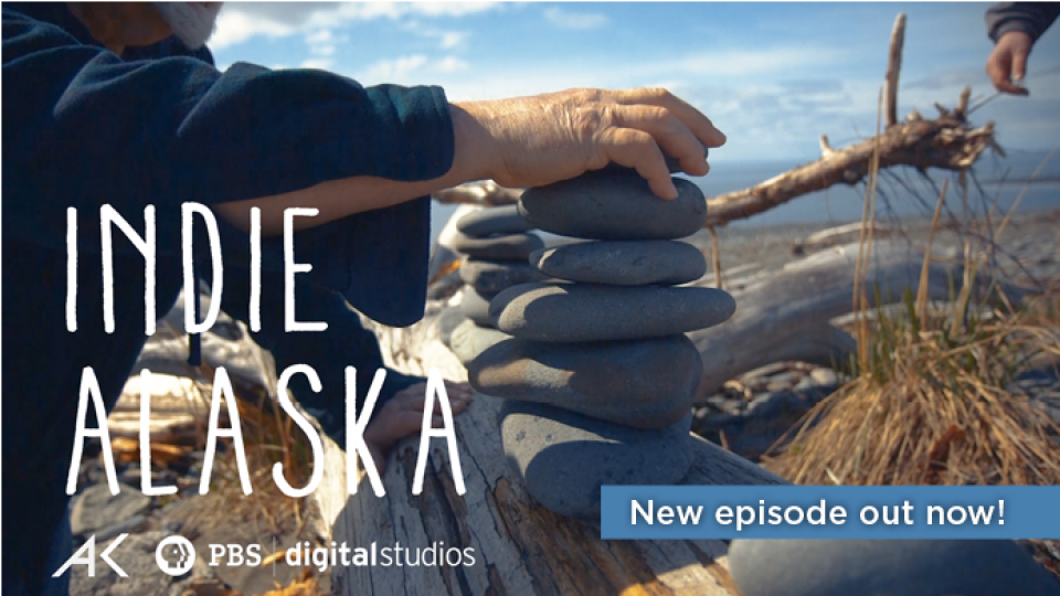 We Are Beach Stone Lamp Creators | INDIE ALASKA