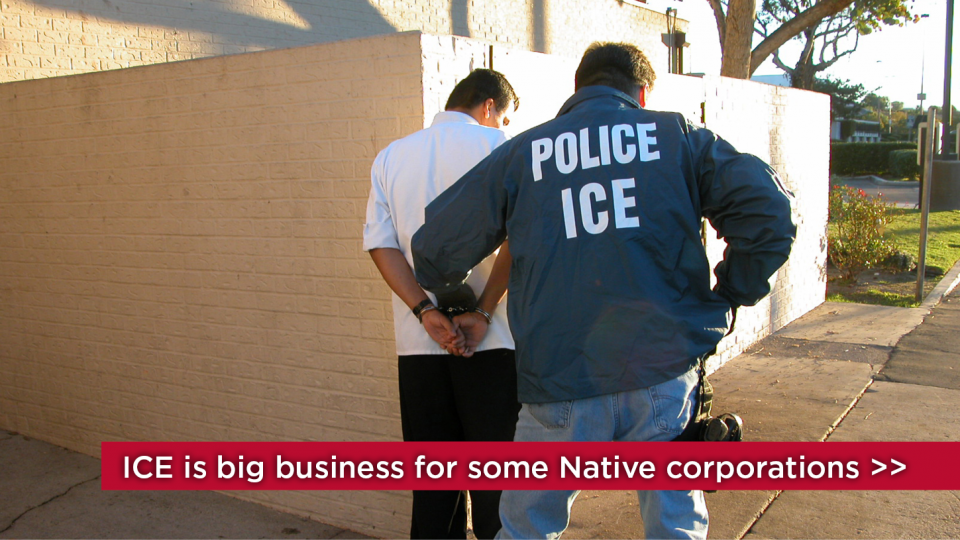 For some Alaska Native corporations, immigrant detention is big business