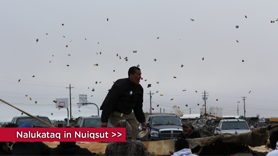 'There really isn't anything held back' — A whaling festival in Nuiqsut