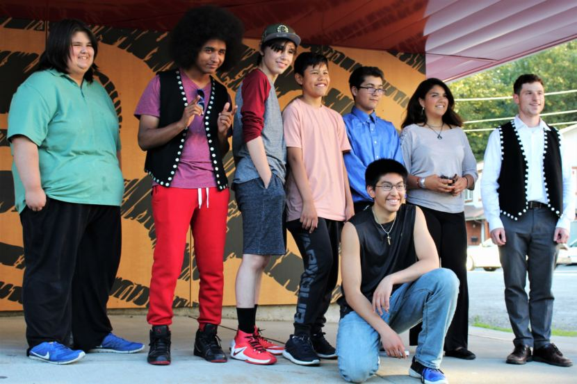 Juneau teens rap about Tlingit culture in new bilingual music video