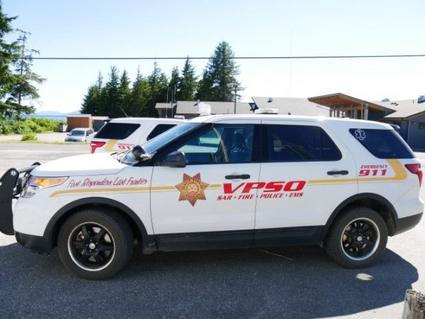 Law enforcement in rural Alaska