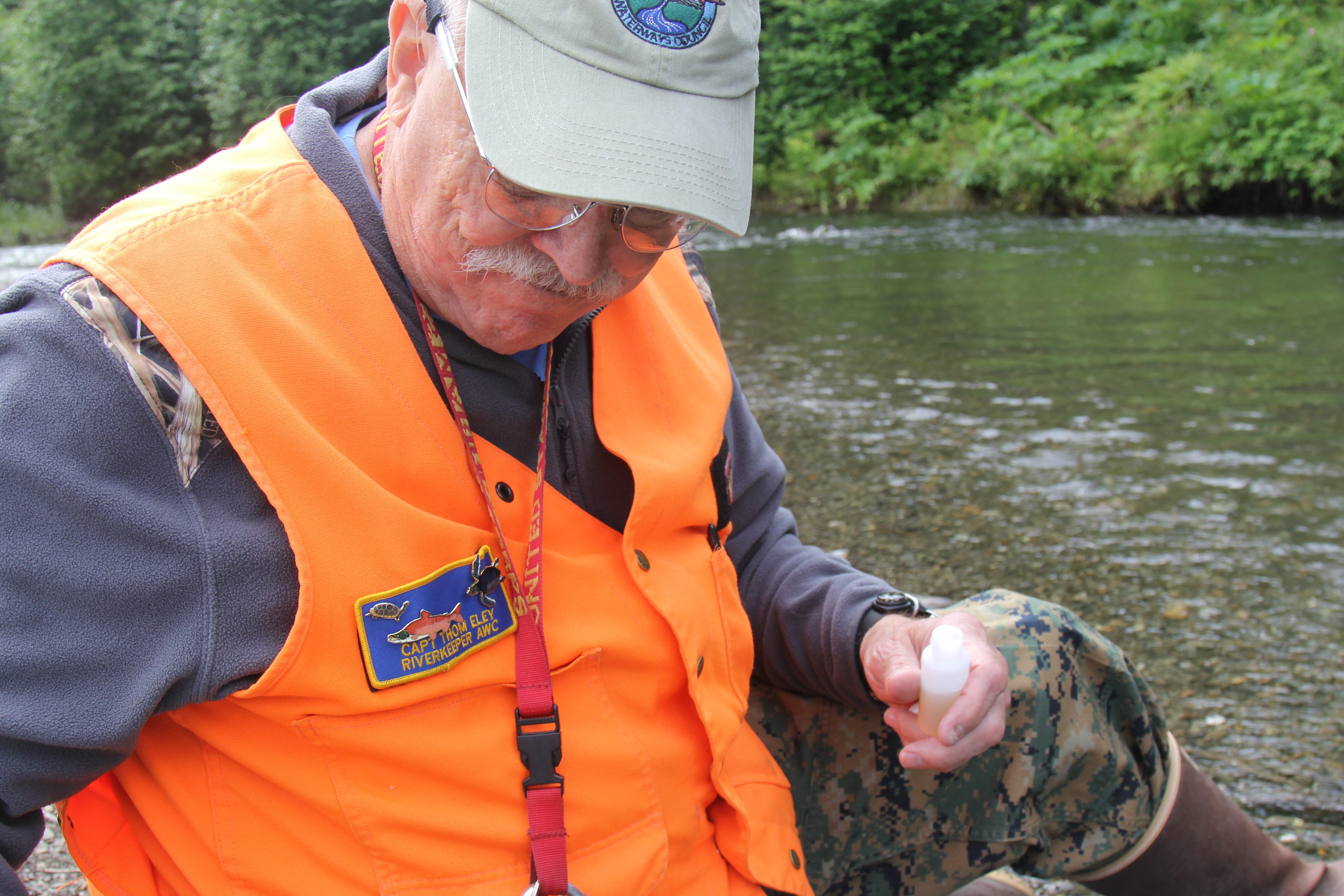 Is swimming in Anchorage's waterways safe?
