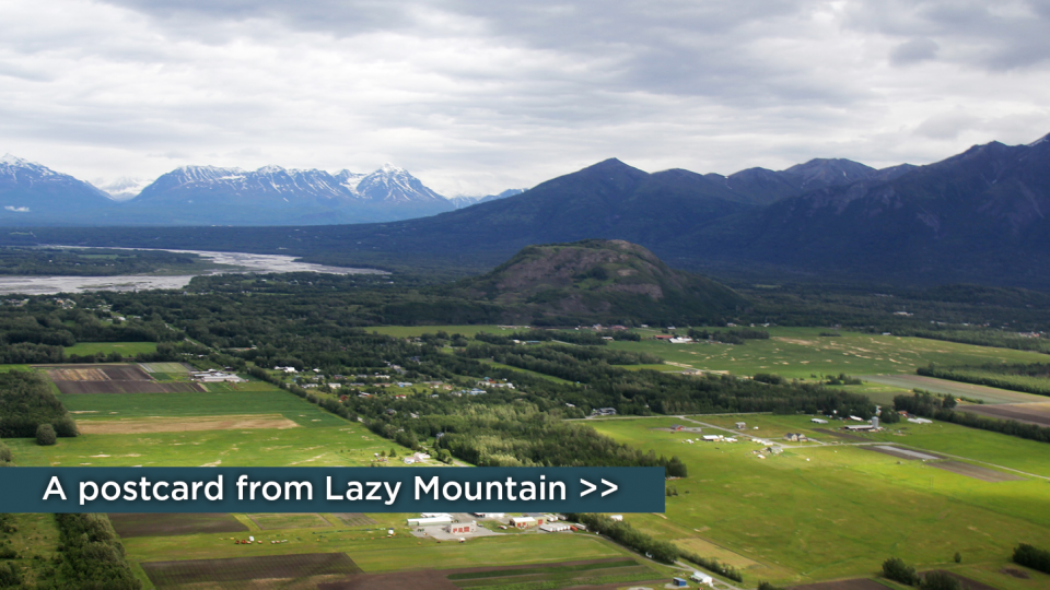 No Lazy Feat: A hiker's postcard from Lazy Mountain