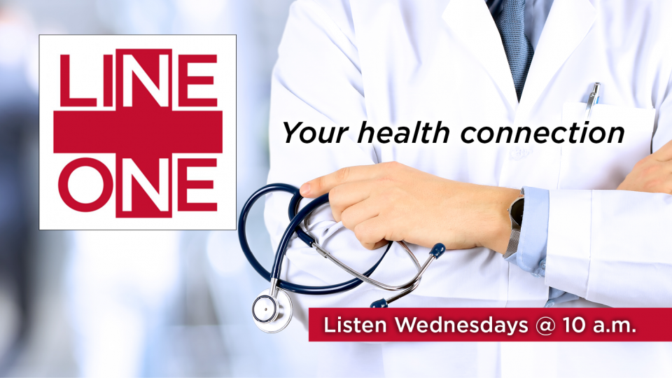 Listen to Line One: Your Health Connection from Alaska Public Media