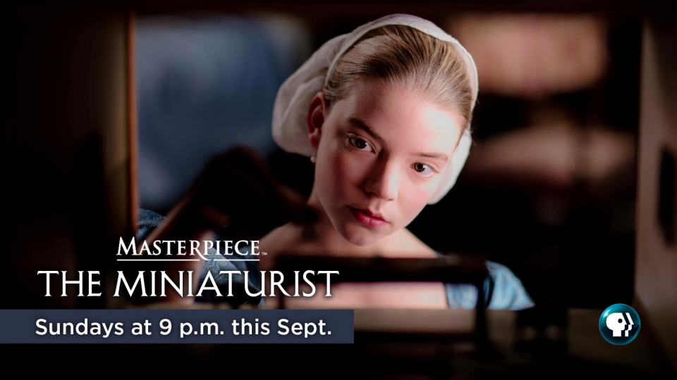 MASTERPIECE The Miniaturist airs Sundays at 9 p.m. on Alaska Public Media TV