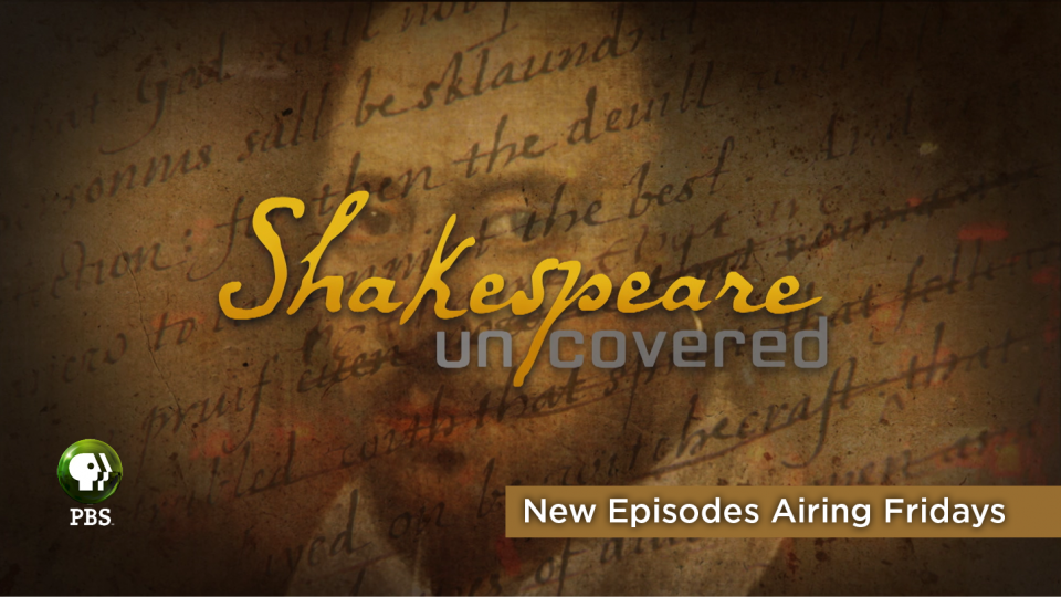 New episodes of Shakespeare: Uncovered airing Fridays, at 9 p.m. on Alaska Public Media TV..