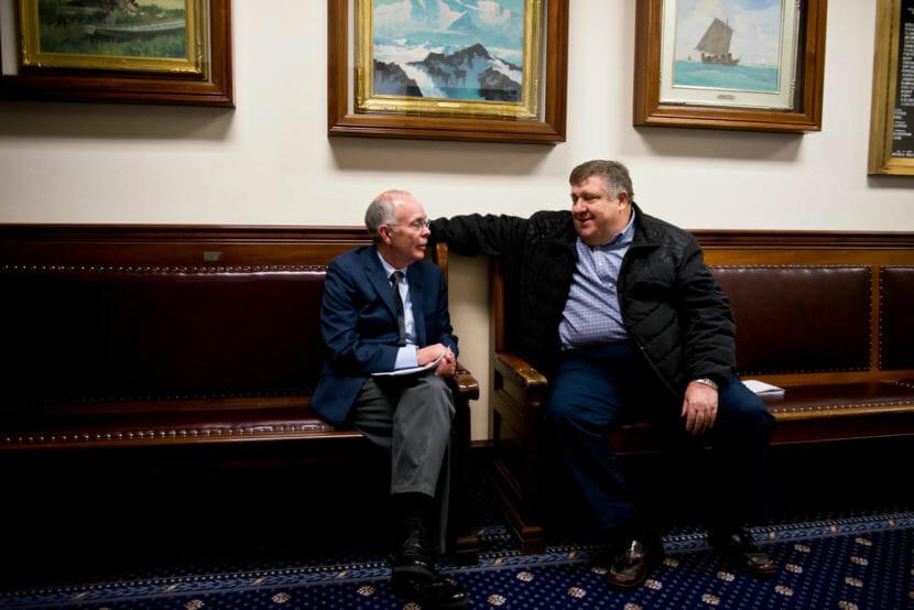 State regulators to Alaska lobbyist: Stop helping candidates raise money