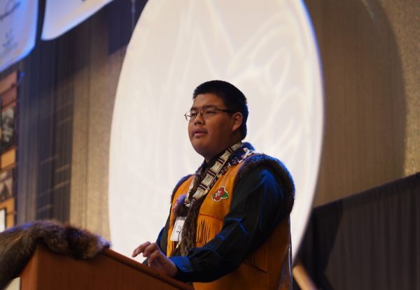 Keynote tells Elders and Youth to move traditional knowledge forward