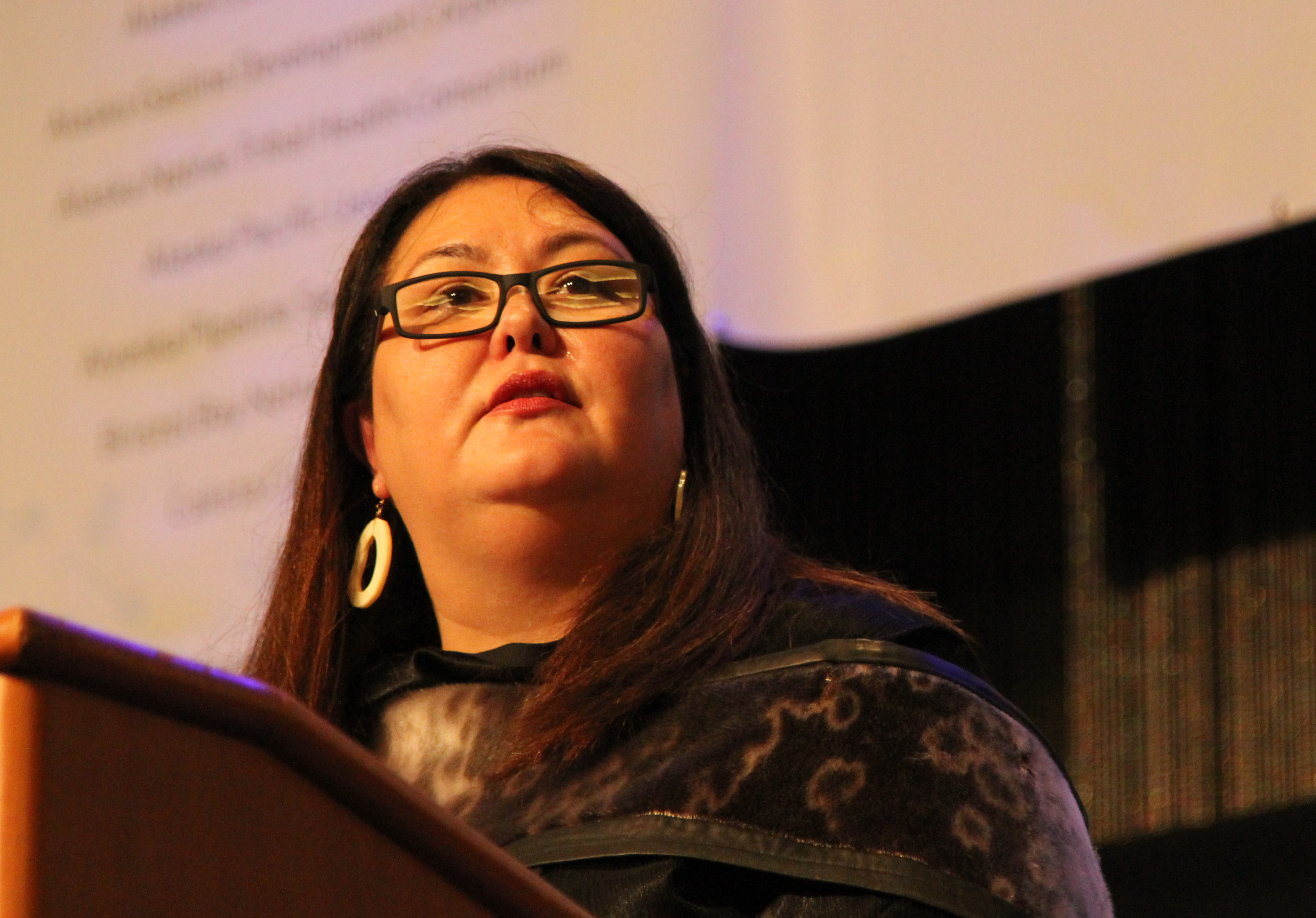 Tara Sweeney returns to AFN, now representing feds