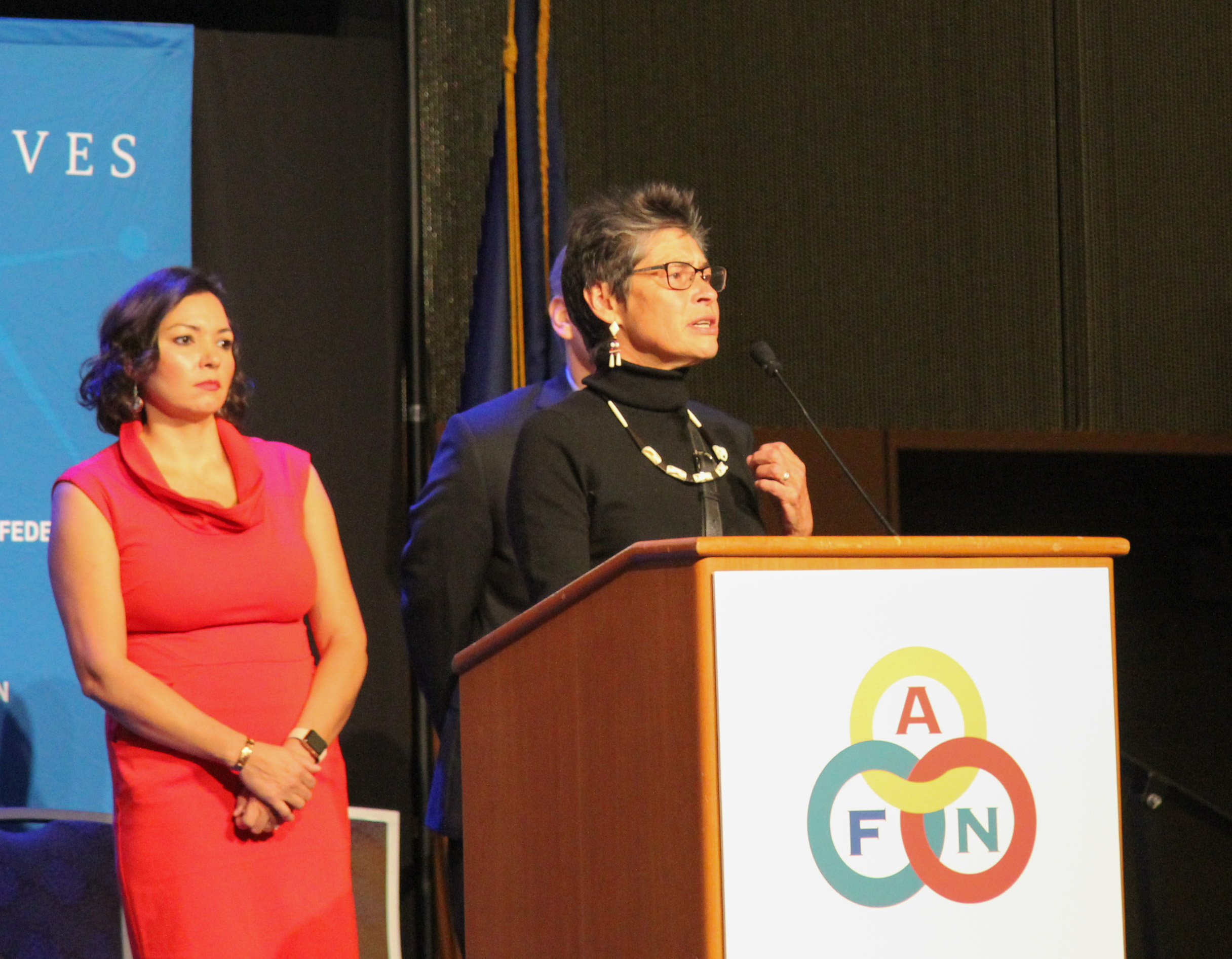Defending Native women from violence remains hot topic at AFN