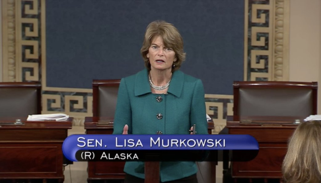 Murkowski votes 'No' but Kavanaugh nomination advances