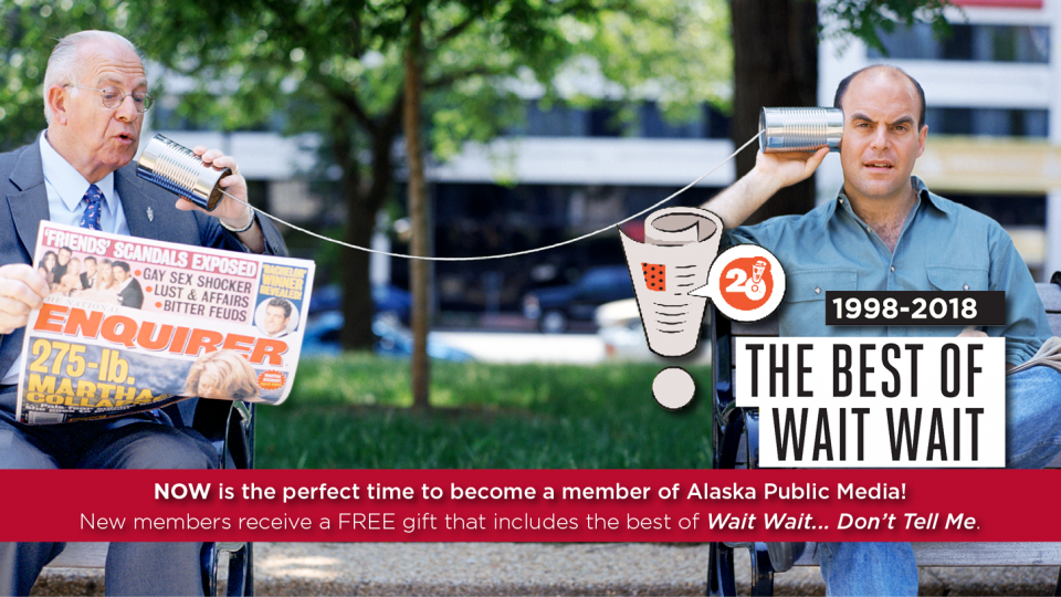 New members get a free digital gift that includes the best of Wait Wait!