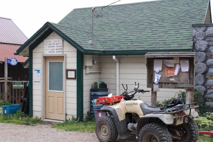 Ak Heated By Hot Springs Tenakee Springs Museum Tells Communitys