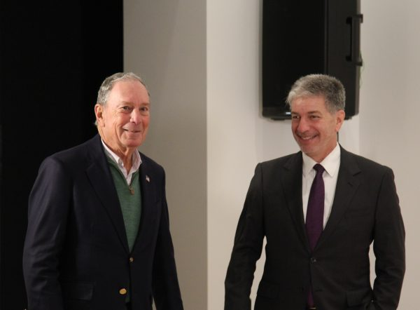 Berkowitz Endorses Bloomberg Whose Foundation Gave More Than 1m To Anchorage Alaska Public Media