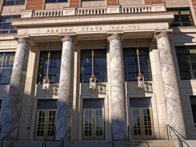 Ballot initiative to move Alaska Legislature's meetings clears early hurdle