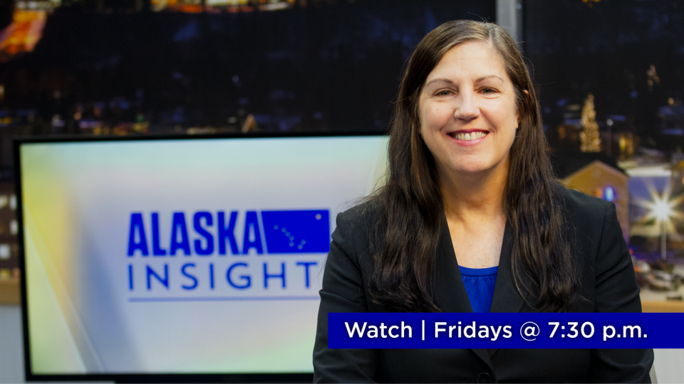 Watch Alaska Insight, Fridays at 7:30 p.m. on Alaska Public Media TV (KAKM Ch.7).