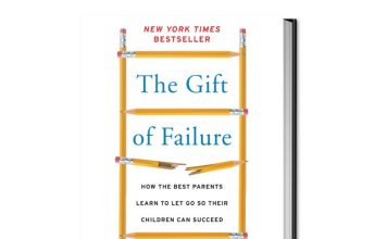 Jessica Lahey's The Gift of Failure