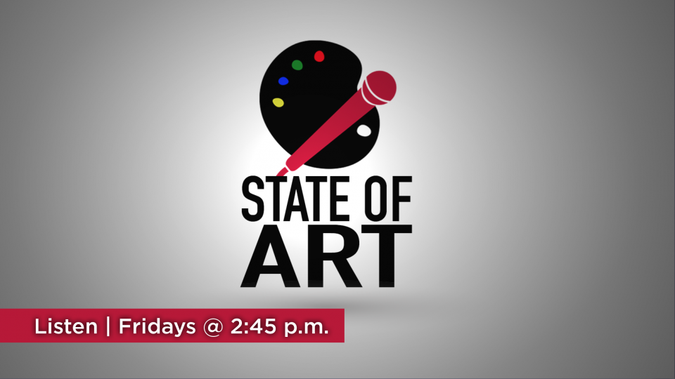 Listen to State of Art Fridays at 2:45 p.m. on Alaska Public Media TV.