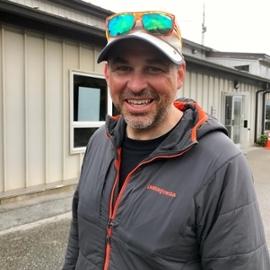Dr. Kevin Krein of the University of Alaska Southeast.