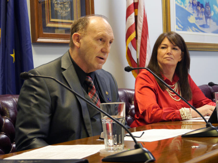Rep. Knopp leaves Republican caucus, seeks new bipartisan coalition