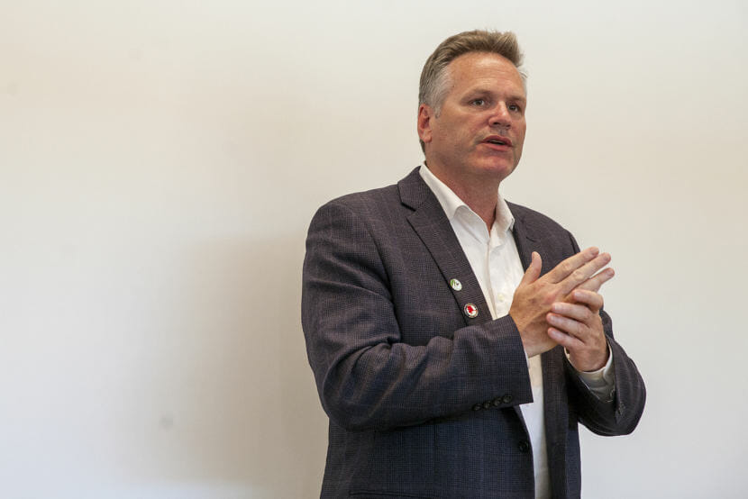 Candidate Dunleavy said he had no plans to cut ferries, schools, university. Then Gov. Dunleavy proposed deep reductions.