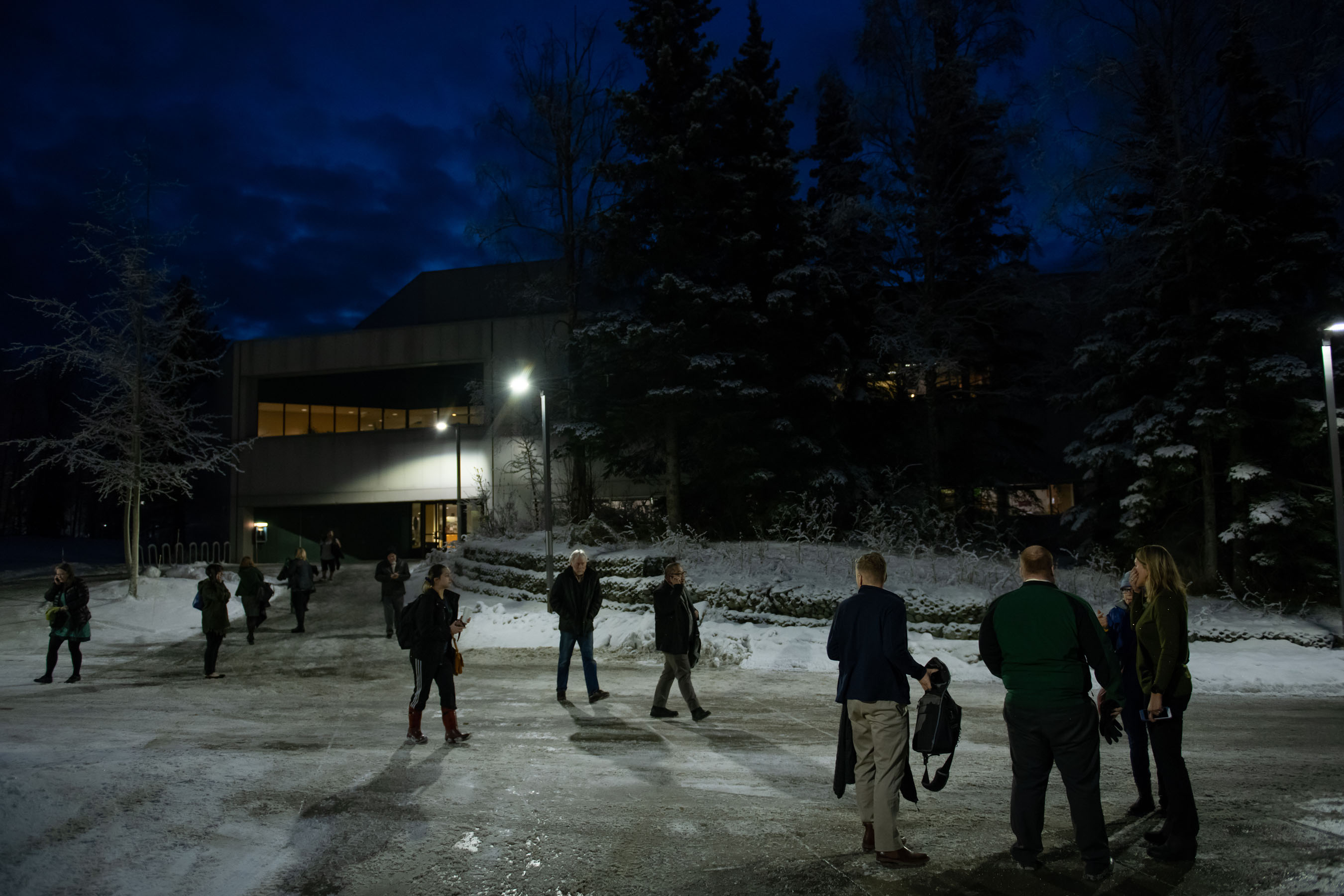 After Friday's quake, UAA classes resume in under a week
