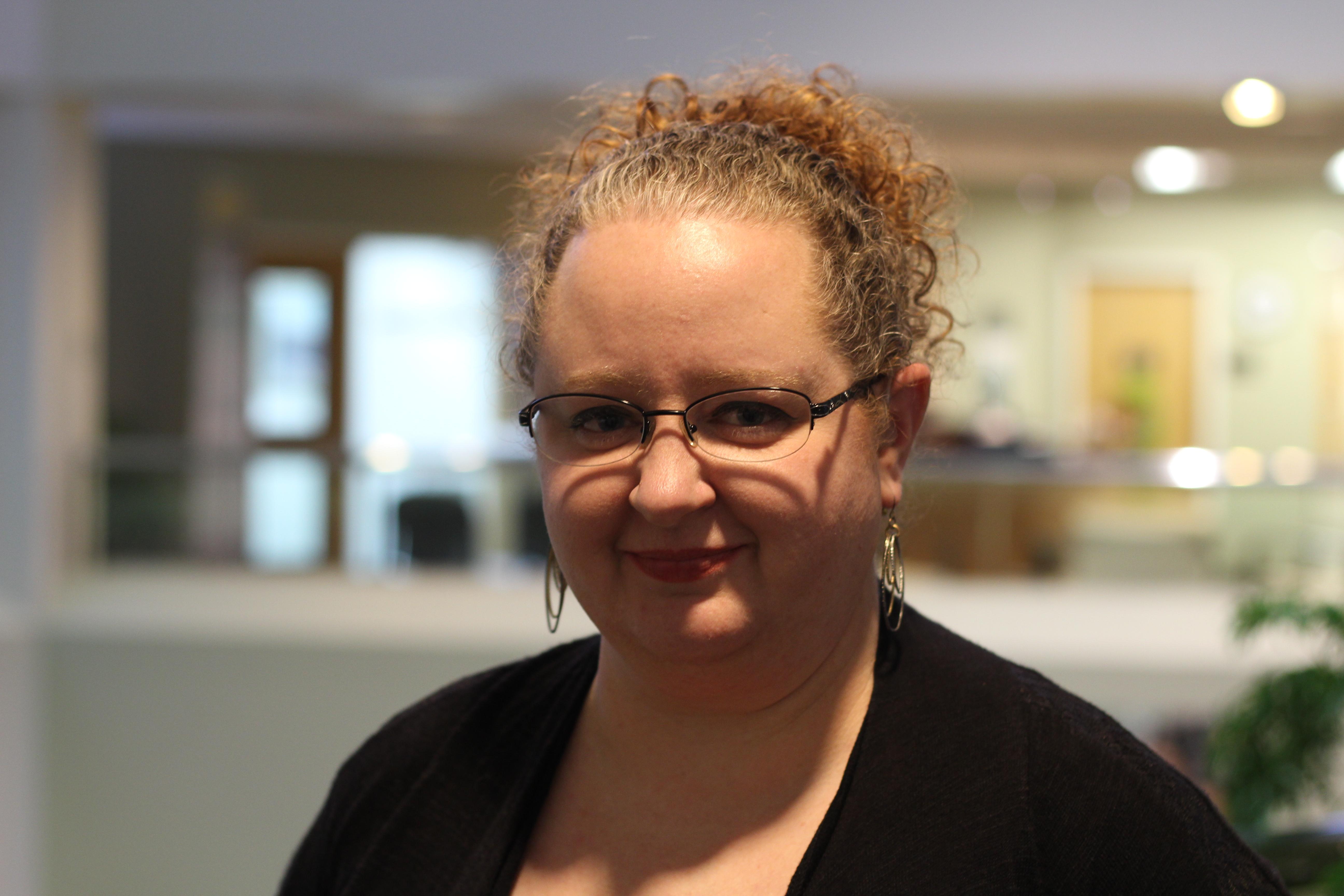 49 Voices: Katie Erwin of Anchorage