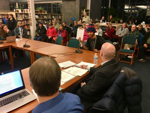 What's in a name? After student push, Juneau-Douglas High ...
