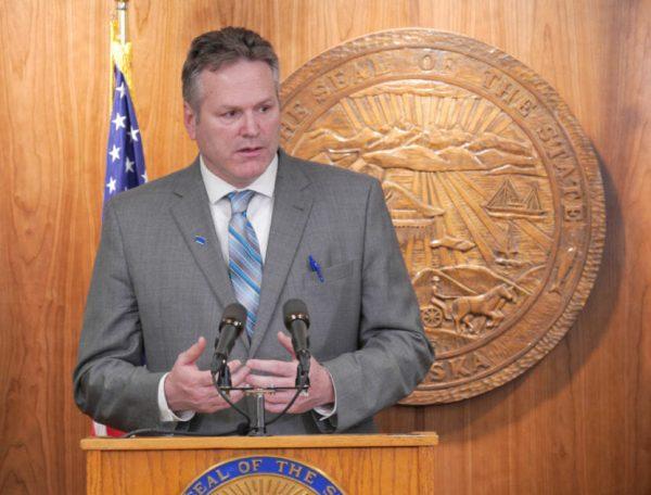 Gov. Dunleavy postpones budget signing, signals support for two more vetoed programs