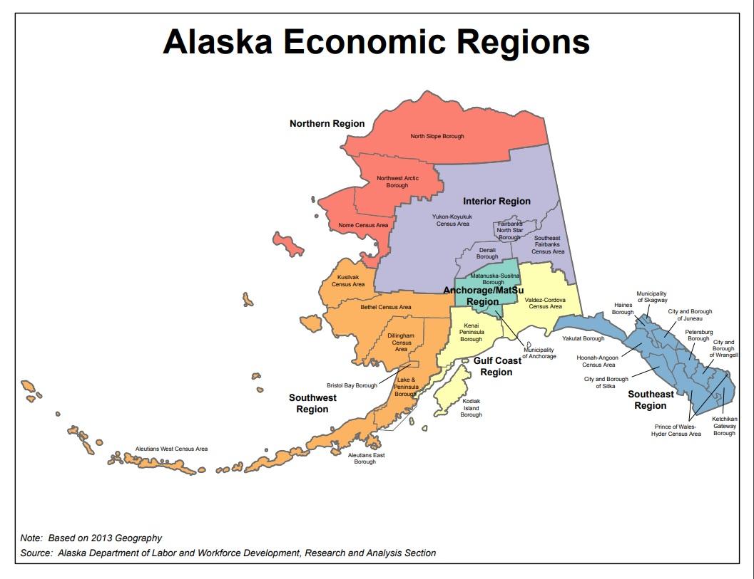 DOL Map - Alaska Public Media