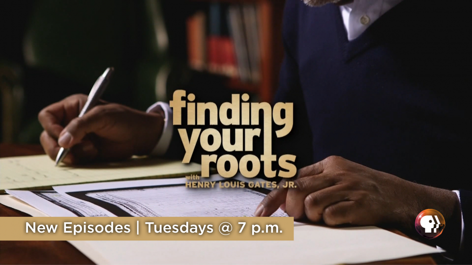 Watch Finding Your Roots, Tuesdays at 7 p.m. on Alaska Public Media TV (KAKM Ch.7).