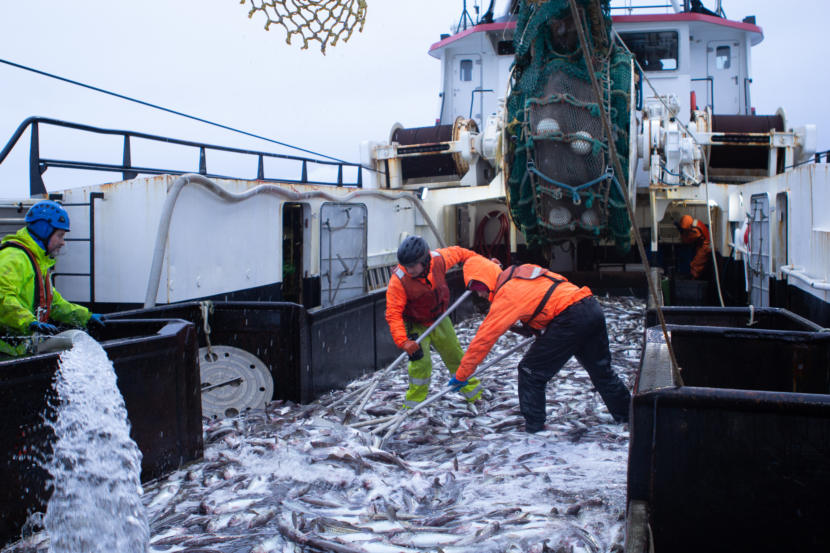 An international airplane feud could crimp one of Alaska's most lucrative fisheries