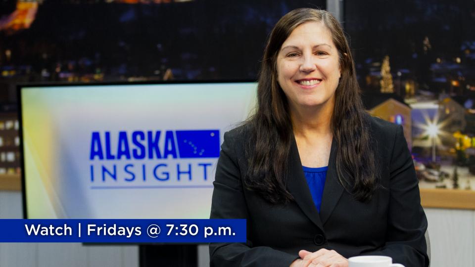 Watch Alaska Insight, Fridays at 7:30 p.m. on Alaska Public Media TV.