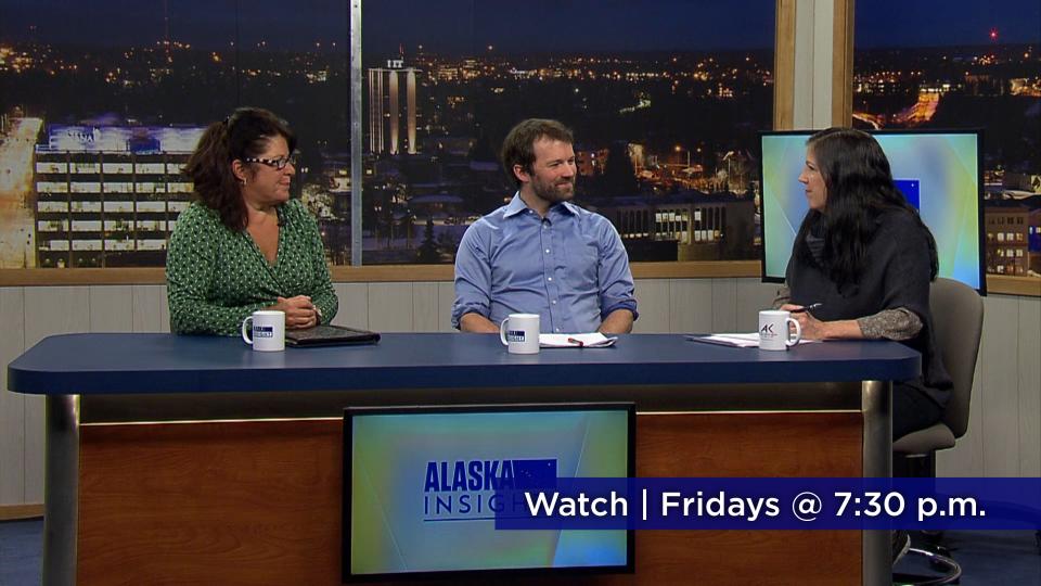 Watch Alaska Insight, Fridays at 7:30 p.m. on Alaska Public Media TV (KAKM Ch.7).