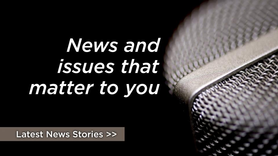 Follow the latest in statewide news from Alaska Public Media.