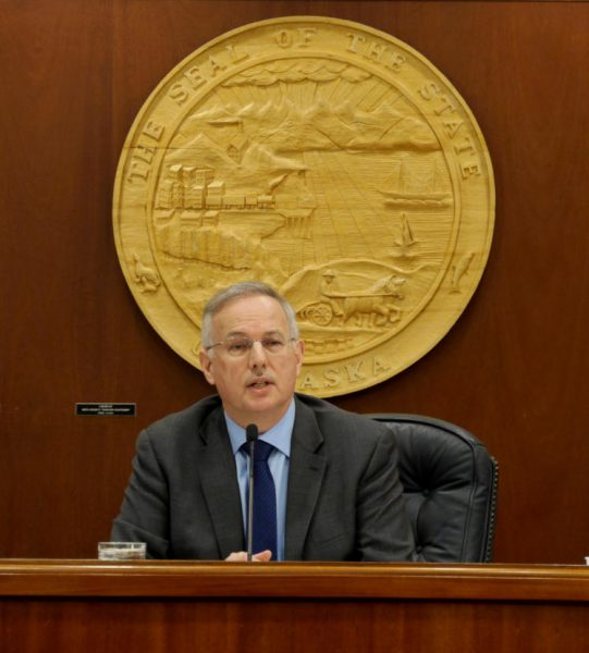 As the Alaska Legislature fights over the budget, a decades-old accounting quirk takes on new importance
