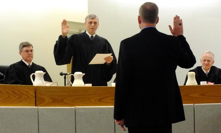 Juneau's Dimond Courthouse finally gets its third Superior Court judge