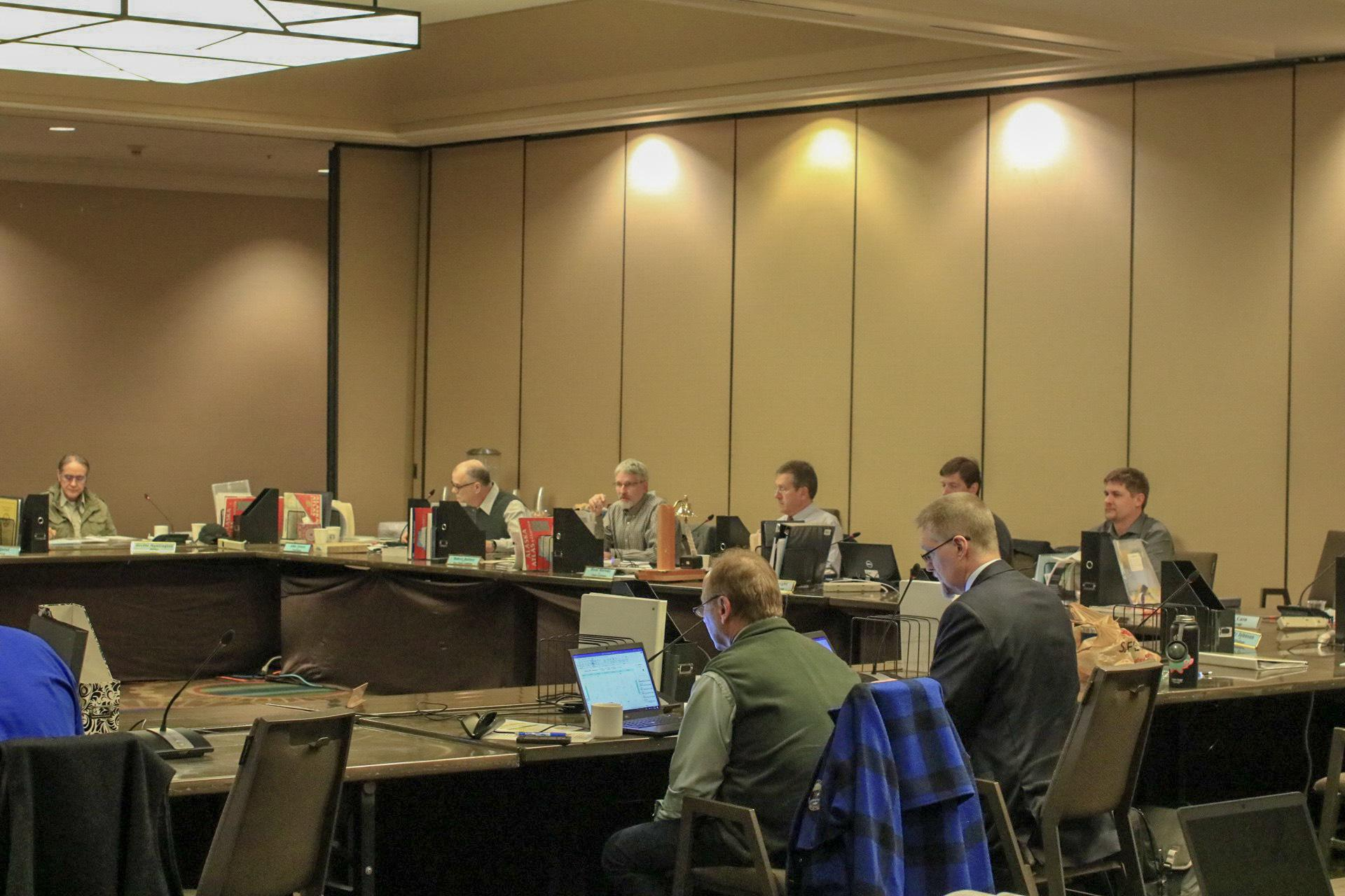 Homer Rep. Vance looks into Board of Fish vote on Cook Inlet meeting location