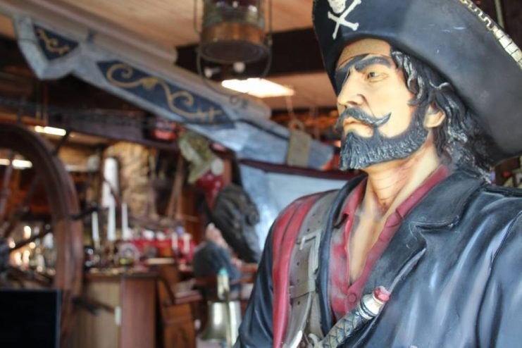 AK: One family's pirate home is Sitka's hidden treasure