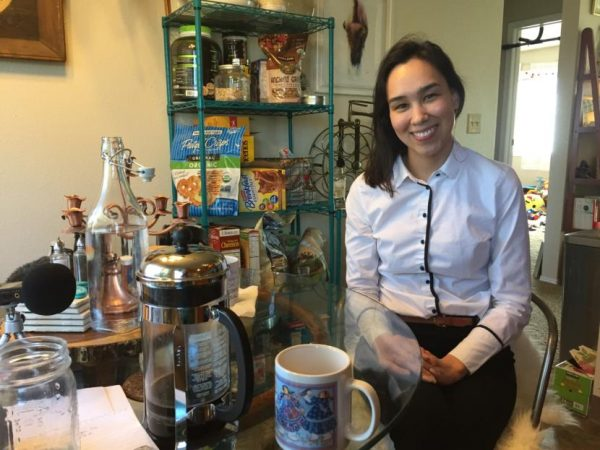 Meet Alice Qannik Glenn, the podcaster who's trying to get more young Alaska Native voices on the mic
