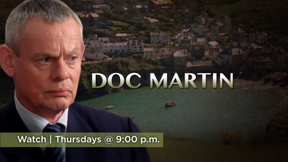 Watch Doc Martin, Thursdays at 9 p.m. on Alaska Public Media TV.