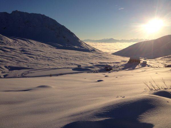 Hatcher Pass heli-skiing proposal under review