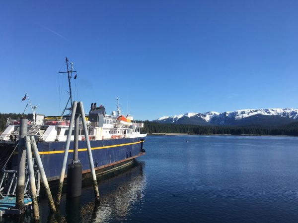 Alaska's ferry system debuts a winter season with fewer trips and higher prices