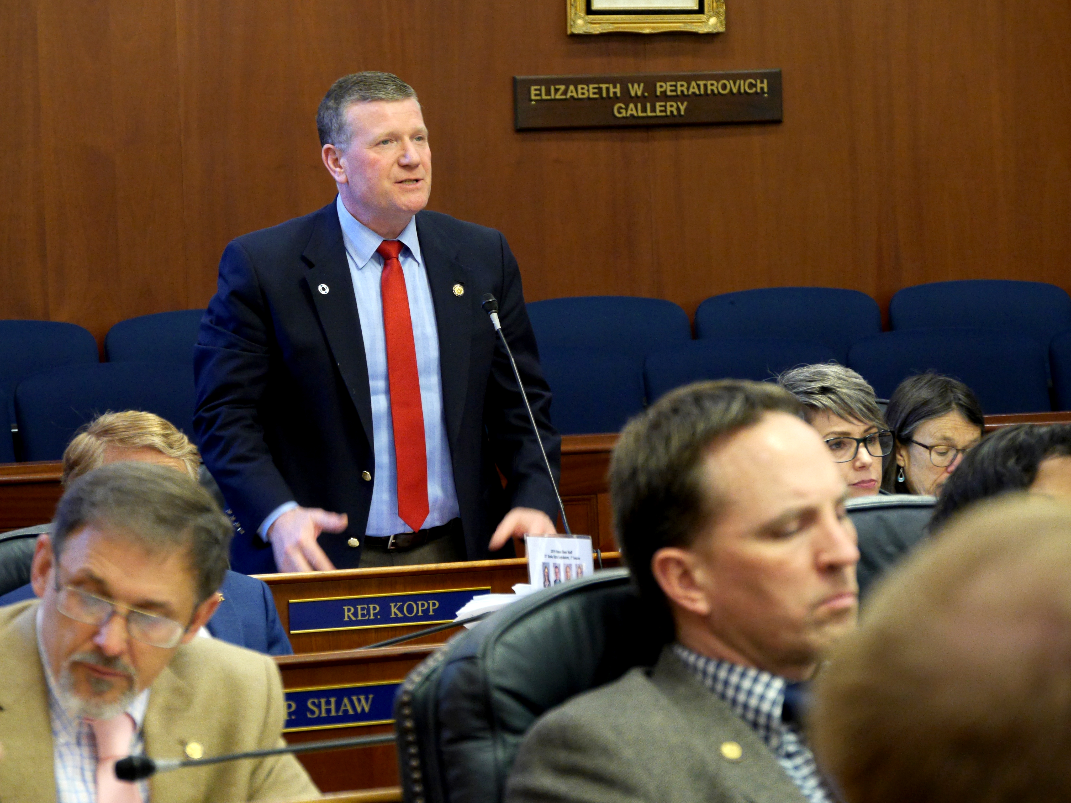 House committees take different approach on crime bills
