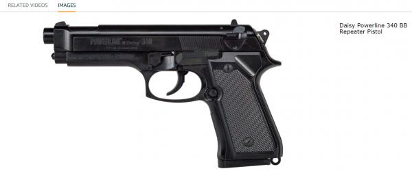 Police: Man shot, killed after pointing BB gun at officers