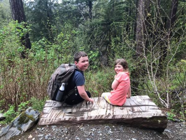 Sitka family encounters aggressive bear on Heart Lake Trail