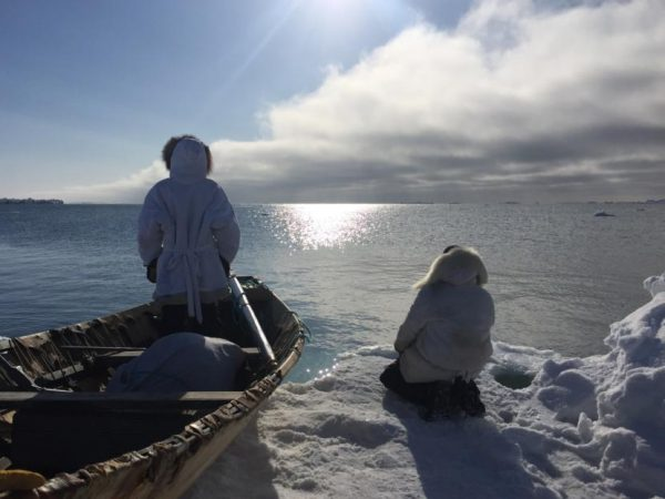 In Utqiaġvik, temperatures are warmer, and the ice is changing. What does that mean for whalers?