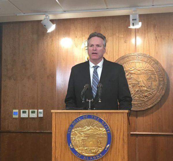 Legal views conflict on Alaska school funding law