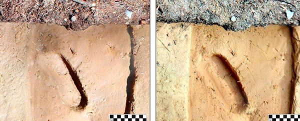 UA students discover 1,800-year-old footprint 'snapshot' of Athabascan ancestors' culture