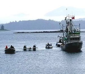 Victims in floatplane crash near Metlakatla identified